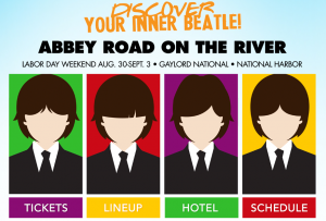 Abbey Road on the River Concert Series