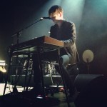 James Blake plays at the Ogden.